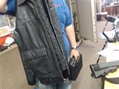 CHEROKEE WATCH Clothing BLACK LEATHER JACKET